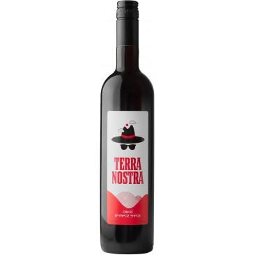 Terra Nostra Black Muscat of Tirnavos Red Dry