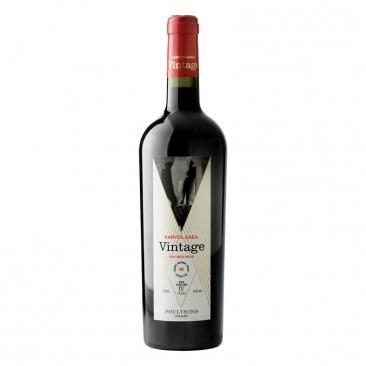 Vintage Cabernet Sauvignon Merlot Agiorgitiko Red Dry Aged Wine