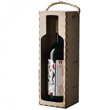 Magnum Karyos Gaea Agiorgitiko Limniona Red Dry Wooden Case