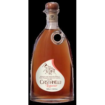 Castanelli liqueur 24°vol 500ml