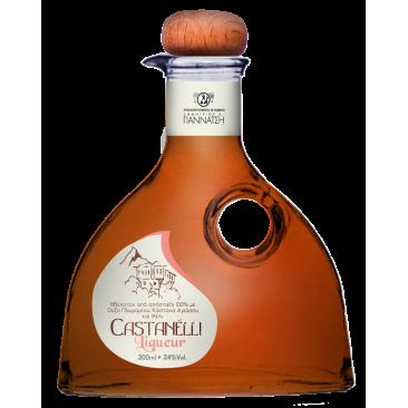 Castanelli liqueur 24°vol 200ml