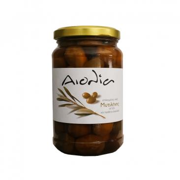 Olives in Virgin Oil Vnegar and Brine 350gr