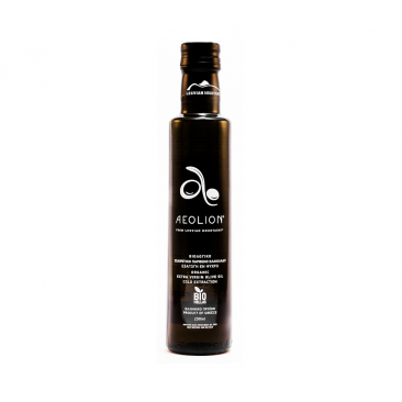 Aeolion Organic Extra Virgin Olive Oil Cold Extraction 250ml