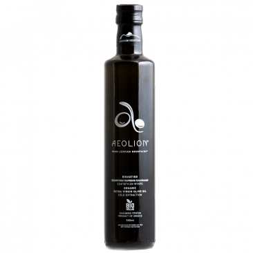 Aeolion Organic Extra Virgin Olive Oil Cold Extraction 500ml