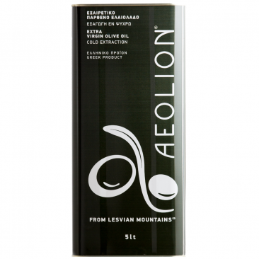 Aeolion Extra Virgin Olive Oil Cold Extraction 5lt