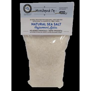 Mitilinia Gi Sea Salt 400gr