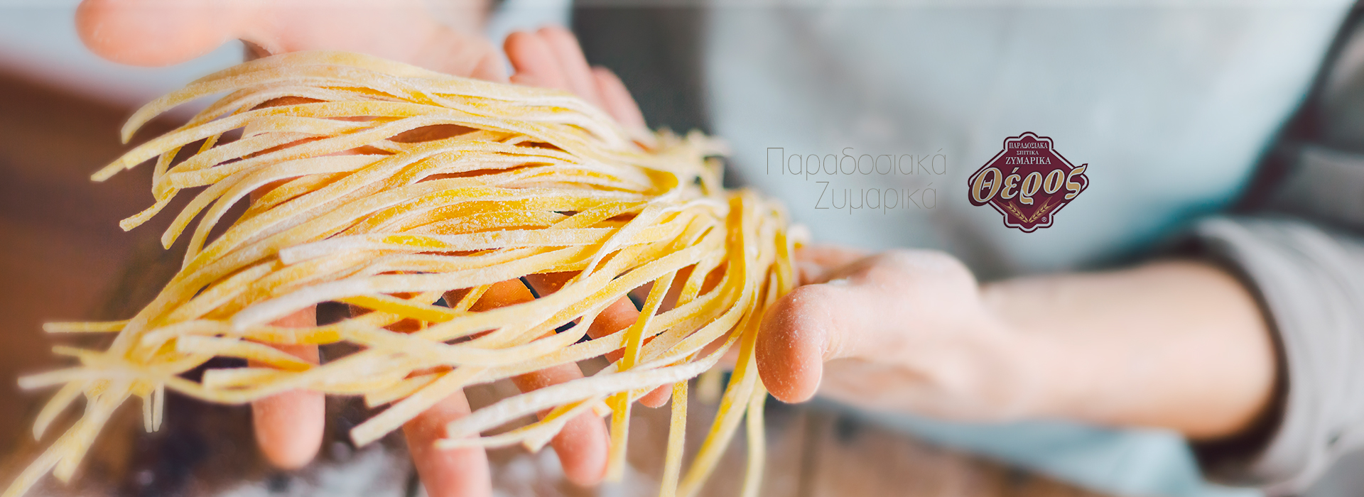 Traditional Theros Pasta
